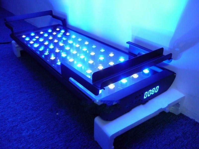 ... Intelligent simulation automatic Led light aquarium for coral reef
