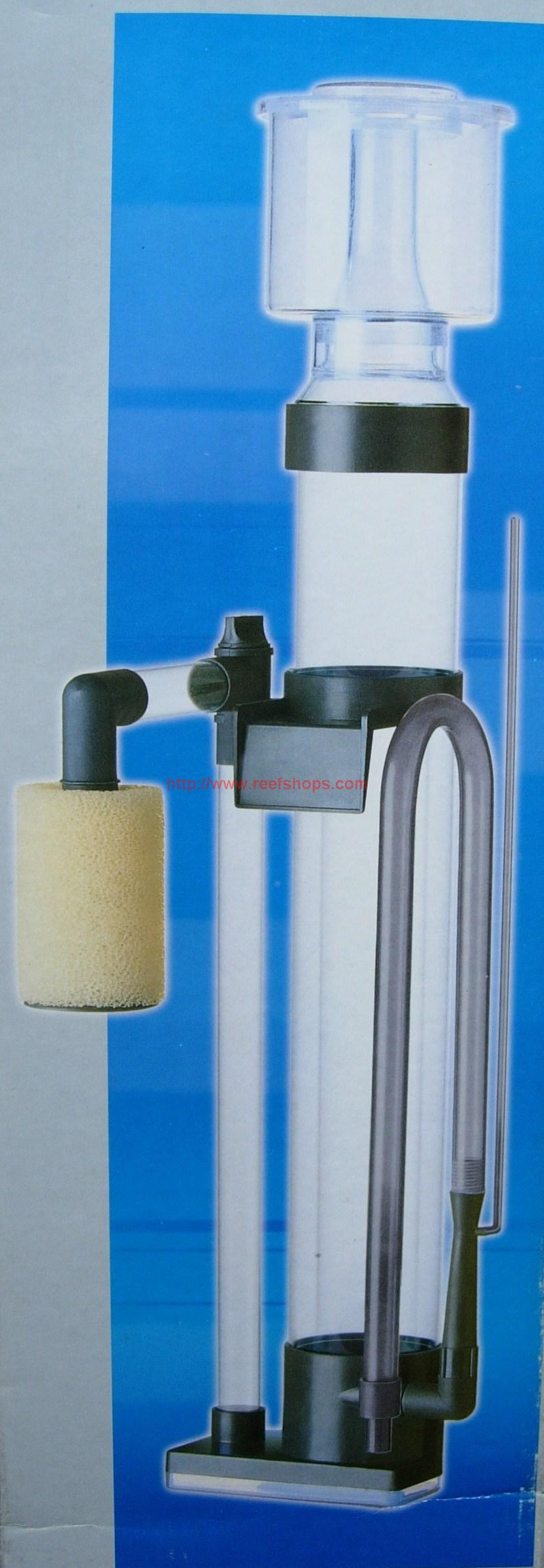 150 gal protein skimmer venturi driven sa 2014. Black Bedroom Furniture Sets. Home Design Ideas